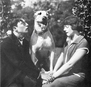 Buster, Doggie and the Girl