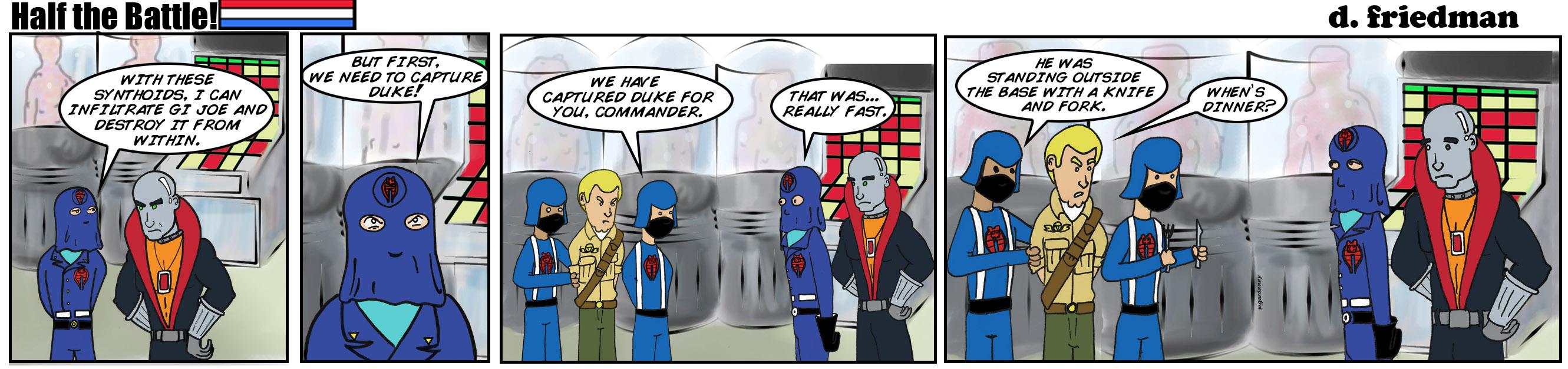 HtB #24 - Synthoids! part 1